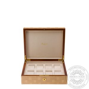 Heritage Bamboo 8 Watch Box