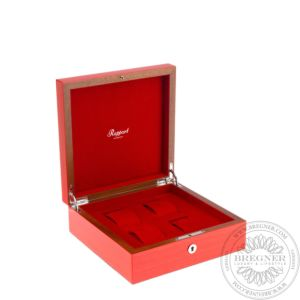 Four Watch Box, Red