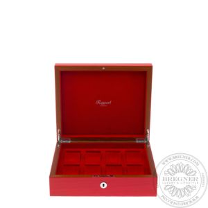 Heritage Red 8 Watch Box