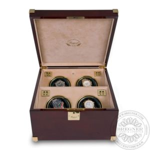 Captain's Quad Watch Winder