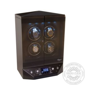 Templa Ebony Four Watch Winder