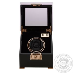 Black Rose Mono Watch Winder