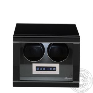 Formula Double Watch Winder Black
