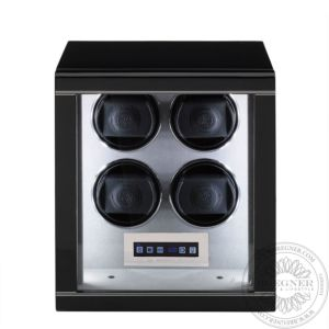 Formula Quad Watch Winder Black