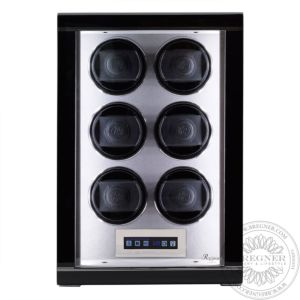 Formula Six Watch Winder Black