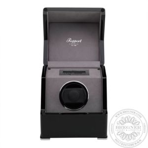 Perpetua III Single Watch Winder Touch Screen Black