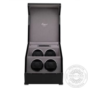 Perpetua III Quad Watch Winder Touch Screen Black