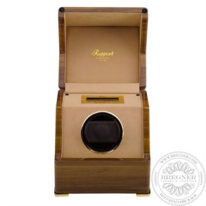 Perpetua III Single watch Winder Touch Screen Walnut