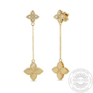 Earrings Princess Flower