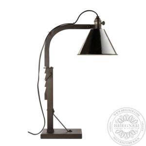 Ashcroft Table Lamp In Aged Iron
