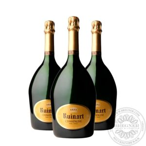 Champange R de Ruinart in gift box, Set 3x1,5L