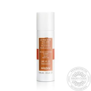 SUPER SOIN SOLAIRE HUILE SOYEUSE CORPS SPF 15 150ml