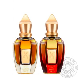 AMBER GOLD & ROSE GOLD Parfum  2 x 50 ml