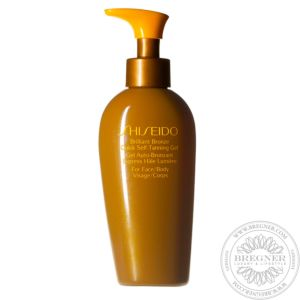 Brilliant Bronze Quick Self-Tanning Gel (für Gesicht & Körper) 150 ml