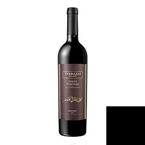 Weine Terrazas Single Vineyard Malbec 2014 0,75L