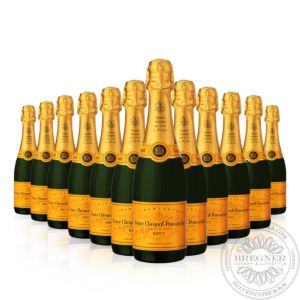 Champange Brut in gift box, Set 12x0,375L